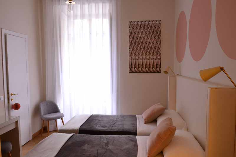AL7 Small Luxury Rooms - Camera da letti singoli 2